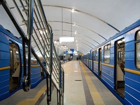За полгода Киевский метрополитен потерял 40% пассажиропотока