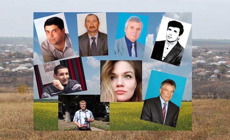 В селе Кубей Болградского района подготовили буктрейлер про местных поэтов и писателей