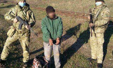 Молдаванин с запретом на въезд в Украину во второй раз незаконно «штурмовал» границу