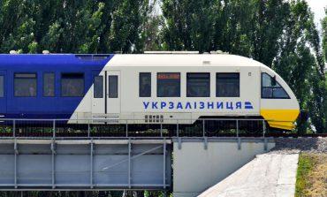 «Укрзалізниця» к новогодним праздникам запустила дополнительные рейсы из Одессы в Черновцы
