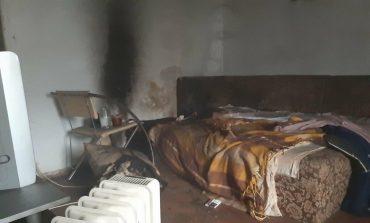 В Измаиле на пожаре обнаружили труп мужчины (фото)
