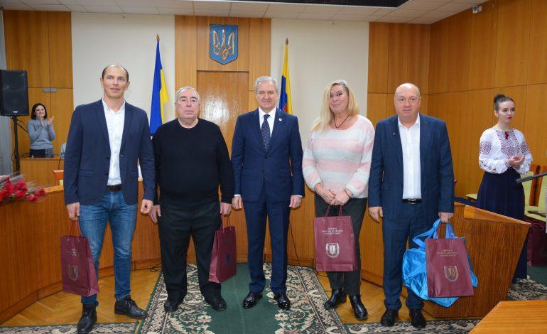 В Одесской области лучшие спортсмены получили награды