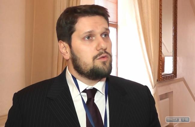 Председатель Одесского облсовета обзавелся третьим заместителем