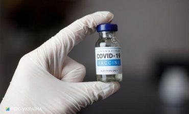 В Украине вакцинировать от коронавируса планируют 50% населения в 2021 году