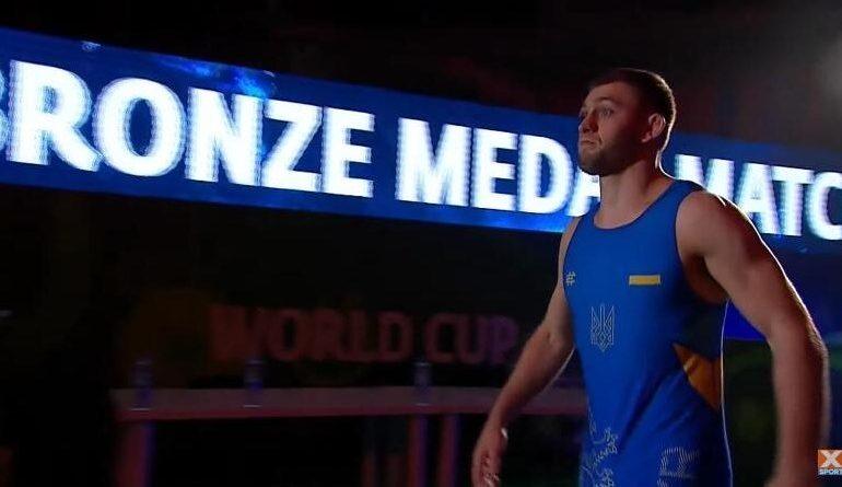 Уроженец Тарутино стал бронзовым призером Индивидуального Кубка мира