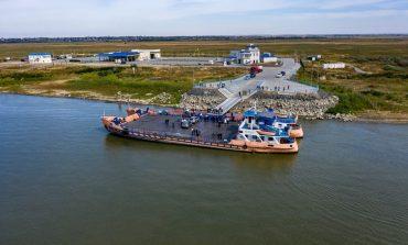 Паромный комплекс «Орловка – Исакча» на Дунае открывают для легкового транспорта и пассажиров