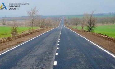 В САД отчитались о завершени ремонта участка дороги Болград-Кубей-Арциз