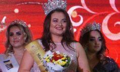 Уроженка юга Одесчины победила на всеукраинском конкурсе пышной красоты
