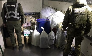 В Одесской области пограничники выявили суррогатный алкоголь и безакцизный табак почти на полмиллиона гривен (фото)
