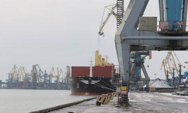 Измаильский порт переживает самое значительное за последние годы падение грузооборота