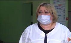В Одессе родственники заболевших коронавирусом прорываются в больницу (видео)