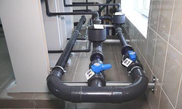 Для одесситов воду очищают на датском оборудовании