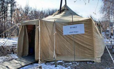 В Одессе открываются пункты обогрева с горячим чаем