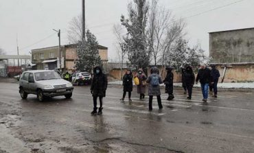 В Болграде провели акцию протеста против повышения тарифов