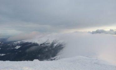Спасатели предупреждают о значительной снеголавинной опасности в Закарпатской и Ивано-Франковской областях