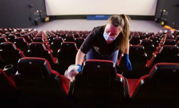 С 25 января в Украине заработают кинотеатры, клубы и гостиницы