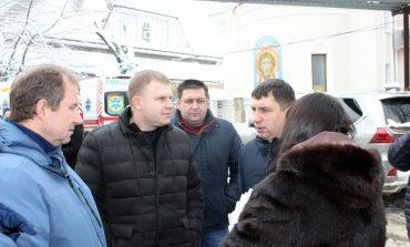 Консолидация сил в Белгороде-Днестровском и новое приёмное отделение