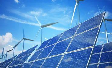Генерация энергии из солнца и ветра в Украине увеличилась вдвое