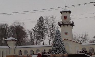 Арциз встречает Старый Новый год зимним очарованием (фоторепортаж)