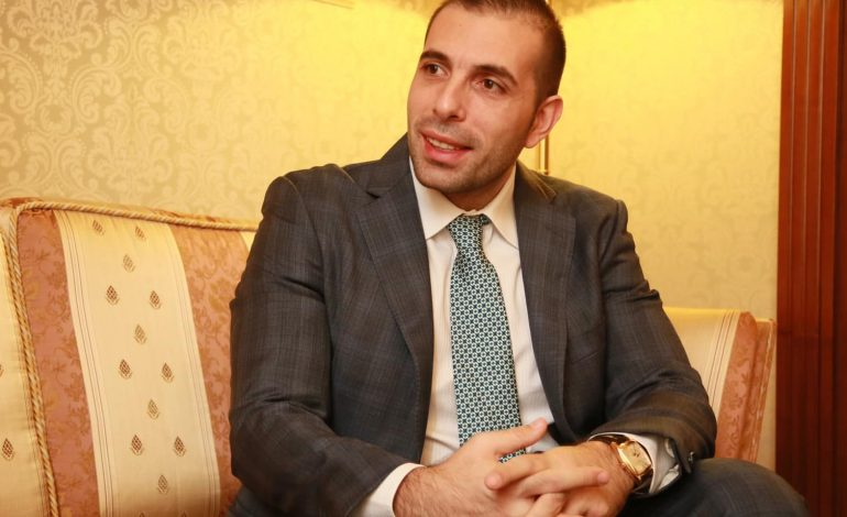 Одесская СК «Гефест» планирует построить 200 тыс кв. м. жилья, — Василис Бумбурас