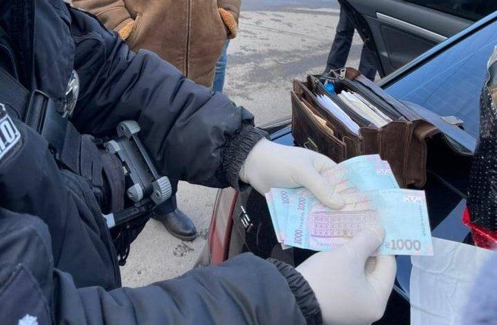 В Болградском районе задержали главу Теплицкой ОТГ на взятке (фото)