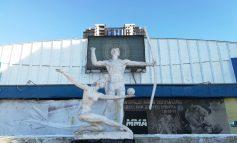 Упадок у одесского Дворца спорта (фото)
