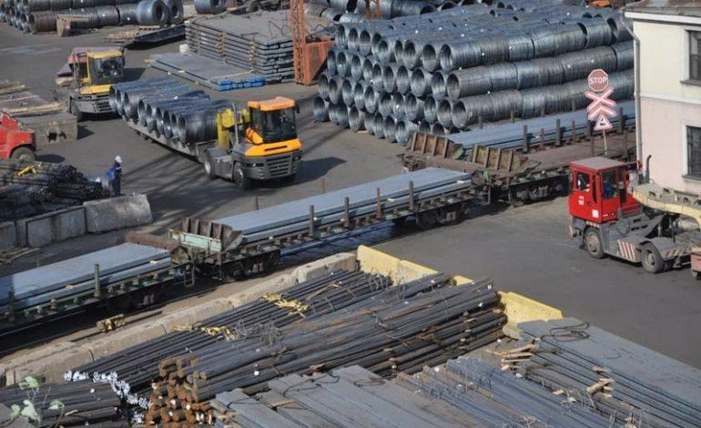 Одесский порт побил десятилетний рекорд по перевалке металлопродукции