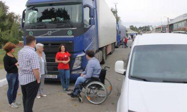 Город Рени второй раз за последние три года получил гуманитарную помощь из Германии