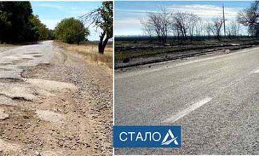 Служба автодорог обещает продолжить ремонт дорог в Болградском районе