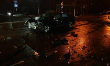 В ДТП в центре Измаила пострадали три человека