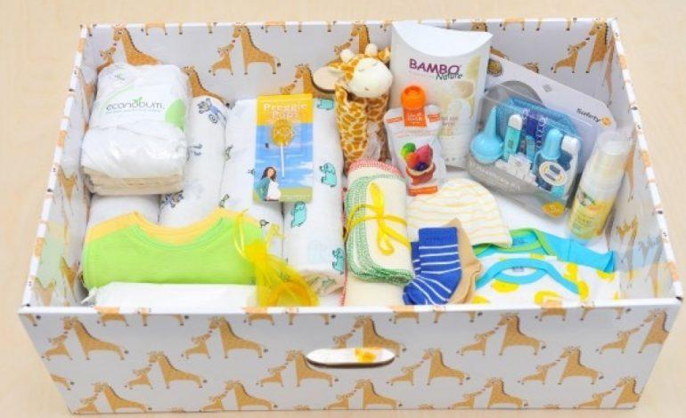 В ноябре-декабре большинство родителей новорожденных выбрали компенсации вместо «пакета малыша»