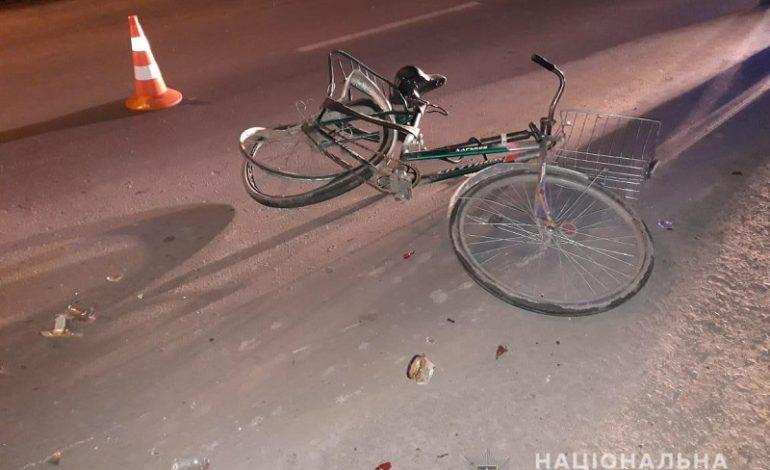 В Измаиле водитель наехал на велосипедиста и скрылся с места происшествия