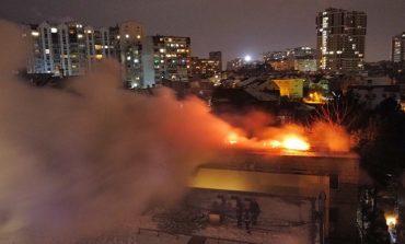 Одесса: пожар в отеле унес жизни двоих людей