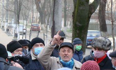 В Рени состоялась третья акция протеста против коммунальных тарифов