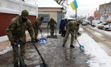 Как военнослужащие  помогали Белгороду-Днестровскому