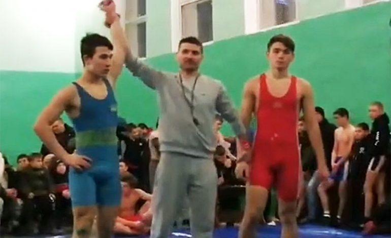 Успех болградских борцов на соревнованиях в Тарутино