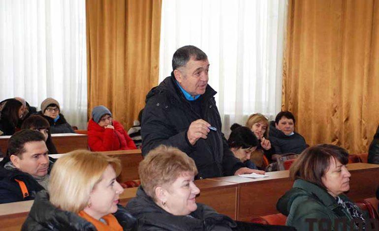 В Болграде искали пути наполнения бюджетов