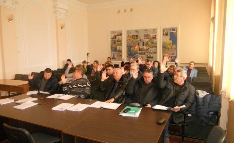 Ренийский горсовет создал депутатскую группу по вопросам порта
