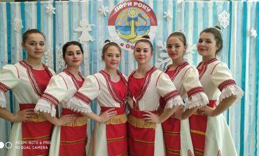 Танцевальный ансамбль из Арциза покорил ещё одну международную вершину