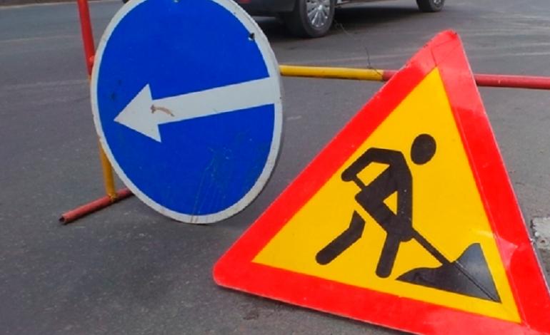 Где на выходных в Одессе будут ремонтировать дороги