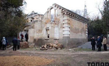 В Болграде восстанавливают памятник архитектуры (фото)
