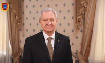 Поздравление главы Одесской областной государственной администрации Сергея Гриневецкого с 8 Марта (видео)