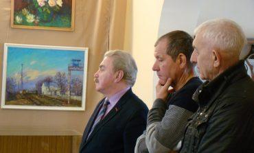 Ренийского художника Александра Кокалко приняли в Союз славянских писателей Украины