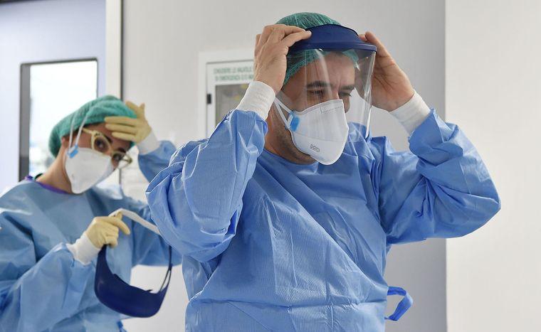 Ренийскую громаду накрыла вторая волна коронавируса