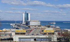 Мартовская прогулка по Одесскому морскому вокзалу (фото)