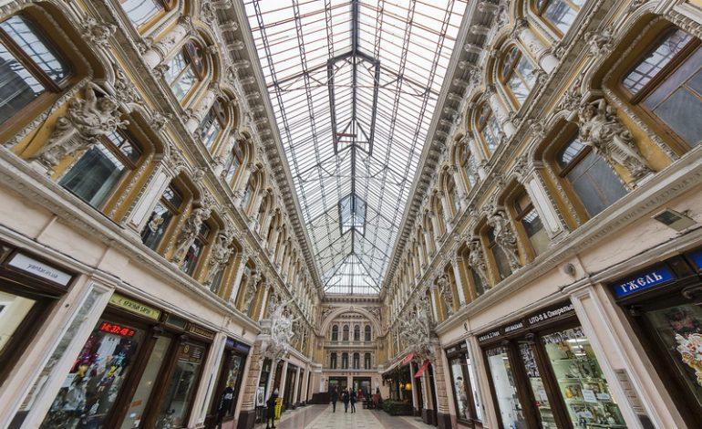 Одесский Пассаж может «подрасти» на этаж мансарды (фото)