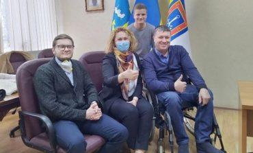 Заместитель губернатора Одесской области обсудила с мэром Рени цифровые перспективы громады