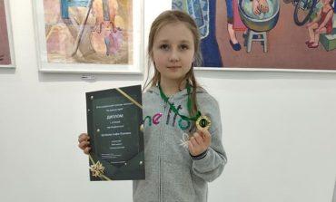 «Ноев ковчег»: юная художница из Арциза получила медаль за скульптурную композицию