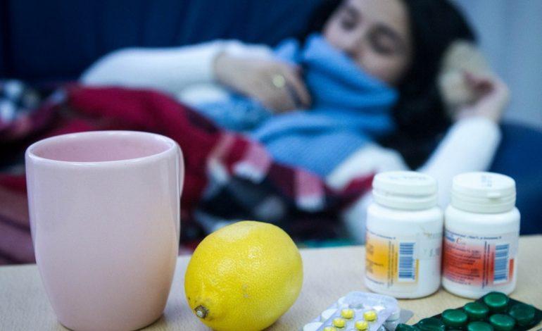 В Одесской области гриппом и ОРВИ массово болеет взрослое население