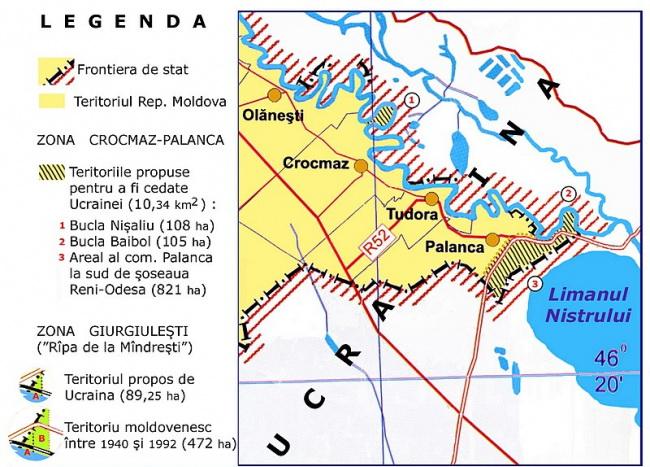 В Рени намерены заставить молдавский порт Джурджулешты платить за аренду земли